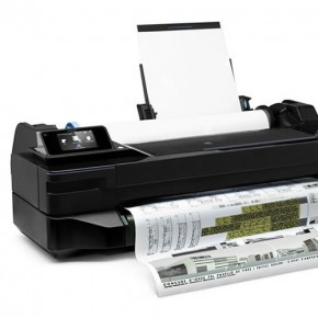 플로터렌탈 HP DesignJet T120 610mm(24인치) 임대